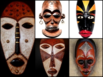 MaskAfricana_Collage
